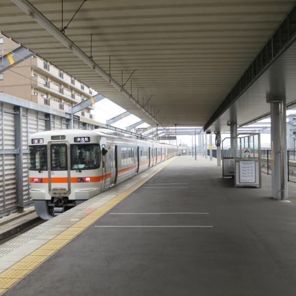 勝川駅で乗り換えてみた 歩むという字は少し止まると書くんです 春日井_c0001670_19562606.jpg