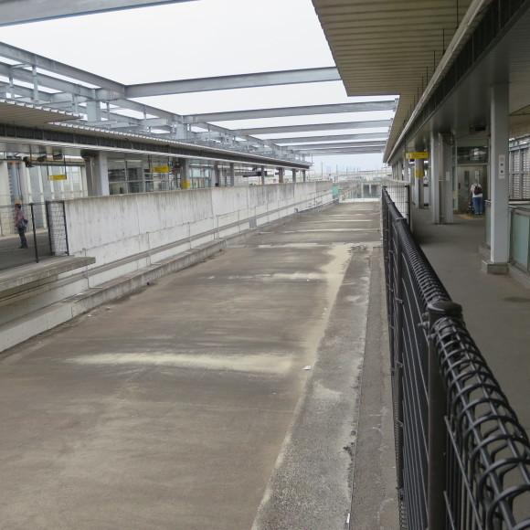 勝川駅で乗り換えてみた 歩むという字は少し止まると書くんです 春日井_c0001670_19562838.jpg