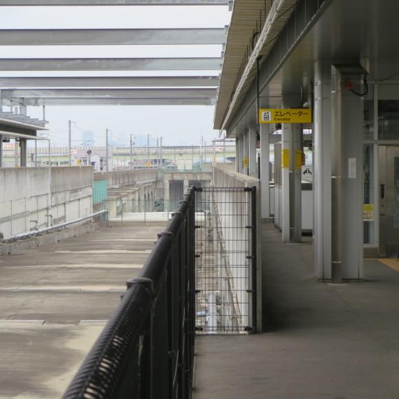 勝川駅で乗り換えてみた 歩むという字は少し止まると書くんです 春日井_c0001670_19562934.jpg
