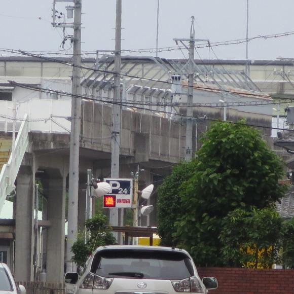 勝川駅で乗り換えてみた 歩むという字は少し止まると書くんです 春日井_c0001670_19571861.jpg