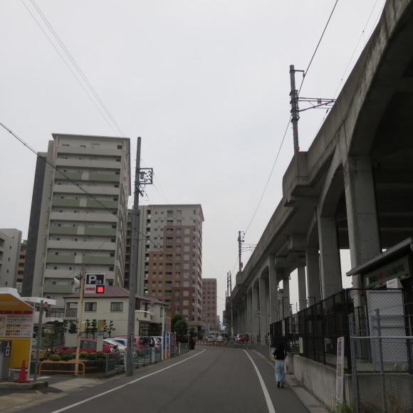 勝川駅で乗り換えてみた 歩むという字は少し止まると書くんです 春日井_c0001670_19573706.jpg