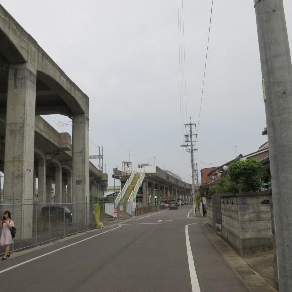 勝川駅で乗り換えてみた 歩むという字は少し止まると書くんです 春日井_c0001670_19573933.jpg