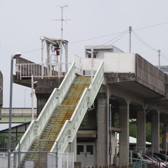 勝川駅で乗り換えてみた 歩むという字は少し止まると書くんです 春日井_c0001670_19574029.jpg