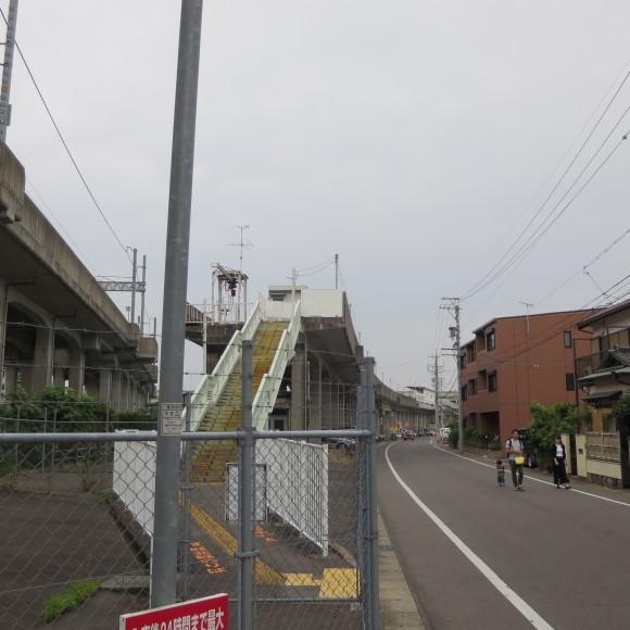 勝川駅で乗り換えてみた 歩むという字は少し止まると書くんです 春日井_c0001670_19574125.jpg