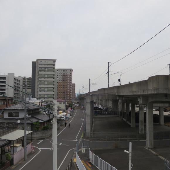 勝川駅で乗り換えてみた 歩むという字は少し止まると書くんです 春日井_c0001670_19575436.jpg