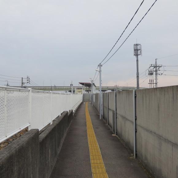 勝川駅で乗り換えてみた 歩むという字は少し止まると書くんです 春日井_c0001670_19575775.jpg