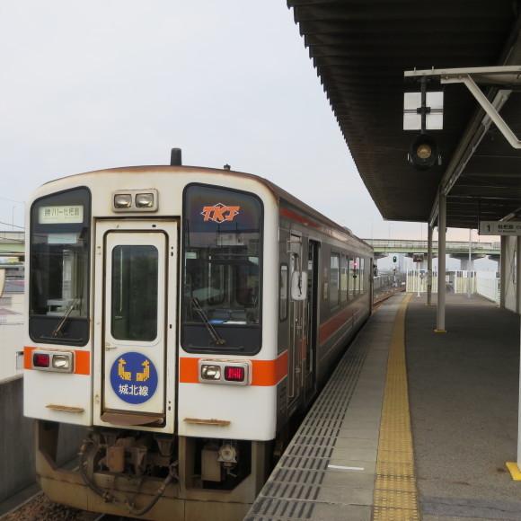 勝川駅で乗り換えてみた 歩むという字は少し止まると書くんです 春日井_c0001670_19580304.jpg