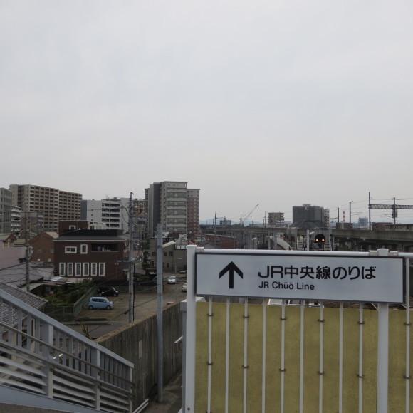 勝川駅で乗り換えてみた 歩むという字は少し止まると書くんです 春日井_c0001670_19580417.jpg