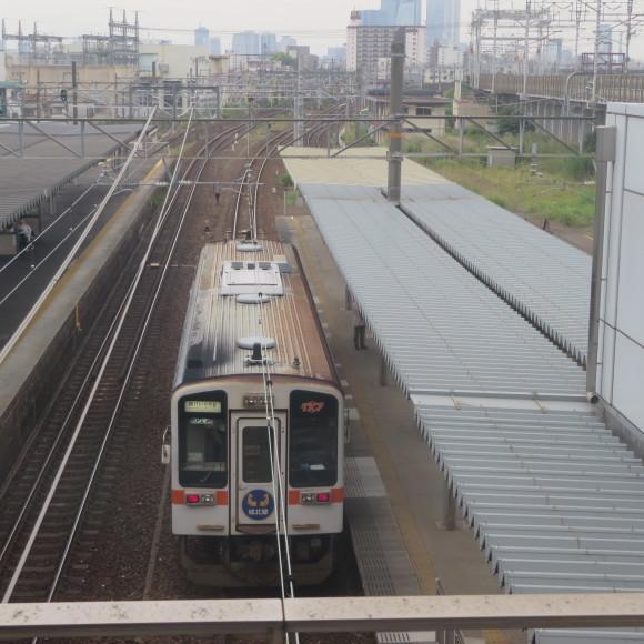 勝川駅で乗り換えてみた 歩むという字は少し止まると書くんです 春日井_c0001670_19584231.jpg