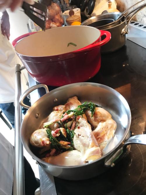 パリのお料理教室 Cooking Class with Chef Marthe  その2_c0237291_17450015.jpeg