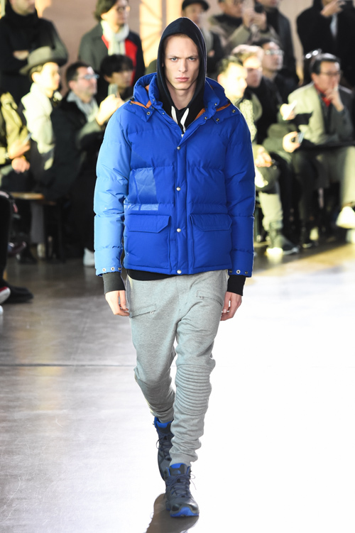 COMME des GARCONS JUNYA WATANABE MAN & HOMME 2017 A/W COLLECTION._c0079892_1854996.jpg