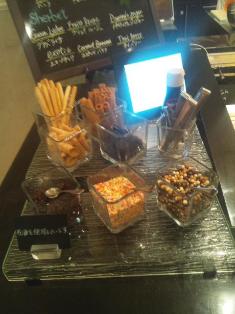 ウェスティンホテル東京 ザ・テラス ワールドチョコレート・デザートブッフェ~第1章~_f0076001_23152519.jpg