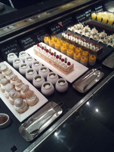ウェスティンホテル東京 ザ・テラス ワールドチョコレート・デザートブッフェ~第1章~_f0076001_23162158.jpg