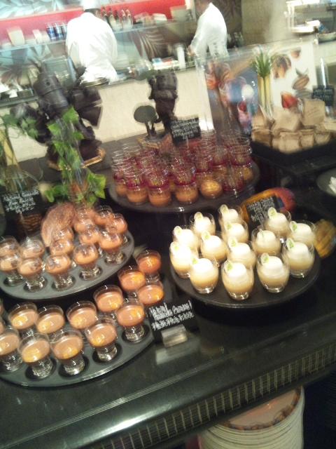 ウェスティンホテル東京 ザ・テラス ワールドチョコレート・デザートブッフェ~第1章~_f0076001_23182890.jpg