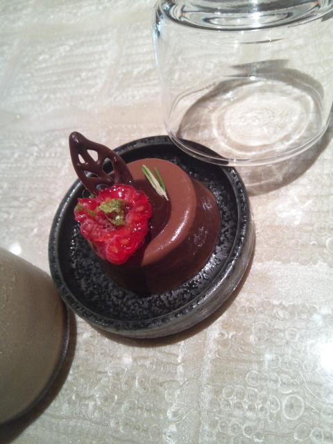 ウェスティンホテル東京 ザ・テラス ワールドチョコレート・デザートブッフェ~第1章~_f0076001_23282455.jpg