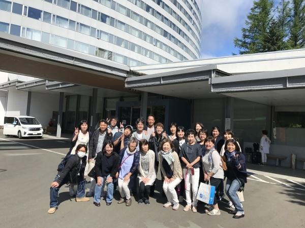職員旅行『北海道』一班 ③_f0299108_08500012.jpg