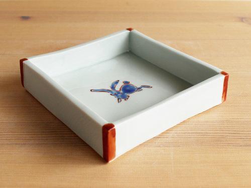 古川桜さんの細長いうつわ、箱形のうつわ。_a0026127_14325306.jpg