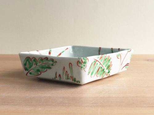 古川桜さんの細長いうつわ、箱形のうつわ。_a0026127_14332281.jpg