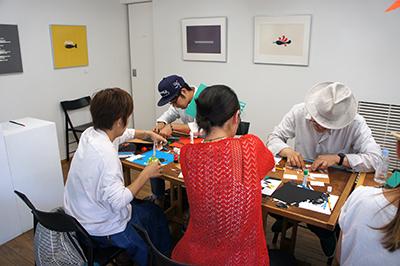 AIR ZOOと山本謙治さんのトークと駒形克己さんのワークショップ_f0171840_16484470.jpg