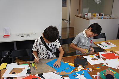 AIR ZOOと山本謙治さんのトークと駒形克己さんのワークショップ_f0171840_16490015.jpg