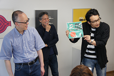 AIR ZOOと山本謙治さんのトークと駒形克己さんのワークショップ_f0171840_16491736.jpg