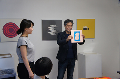 AIR ZOOと山本謙治さんのトークと駒形克己さんのワークショップ_f0171840_16505815.jpg