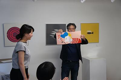 AIR ZOOと山本謙治さんのトークと駒形克己さんのワークショップ_f0171840_16511350.jpg
