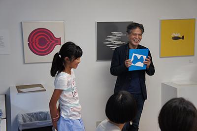 AIR ZOOと山本謙治さんのトークと駒形克己さんのワークショップ_f0171840_16512801.jpg