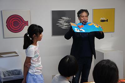 AIR ZOOと山本謙治さんのトークと駒形克己さんのワークショップ_f0171840_16514522.jpg