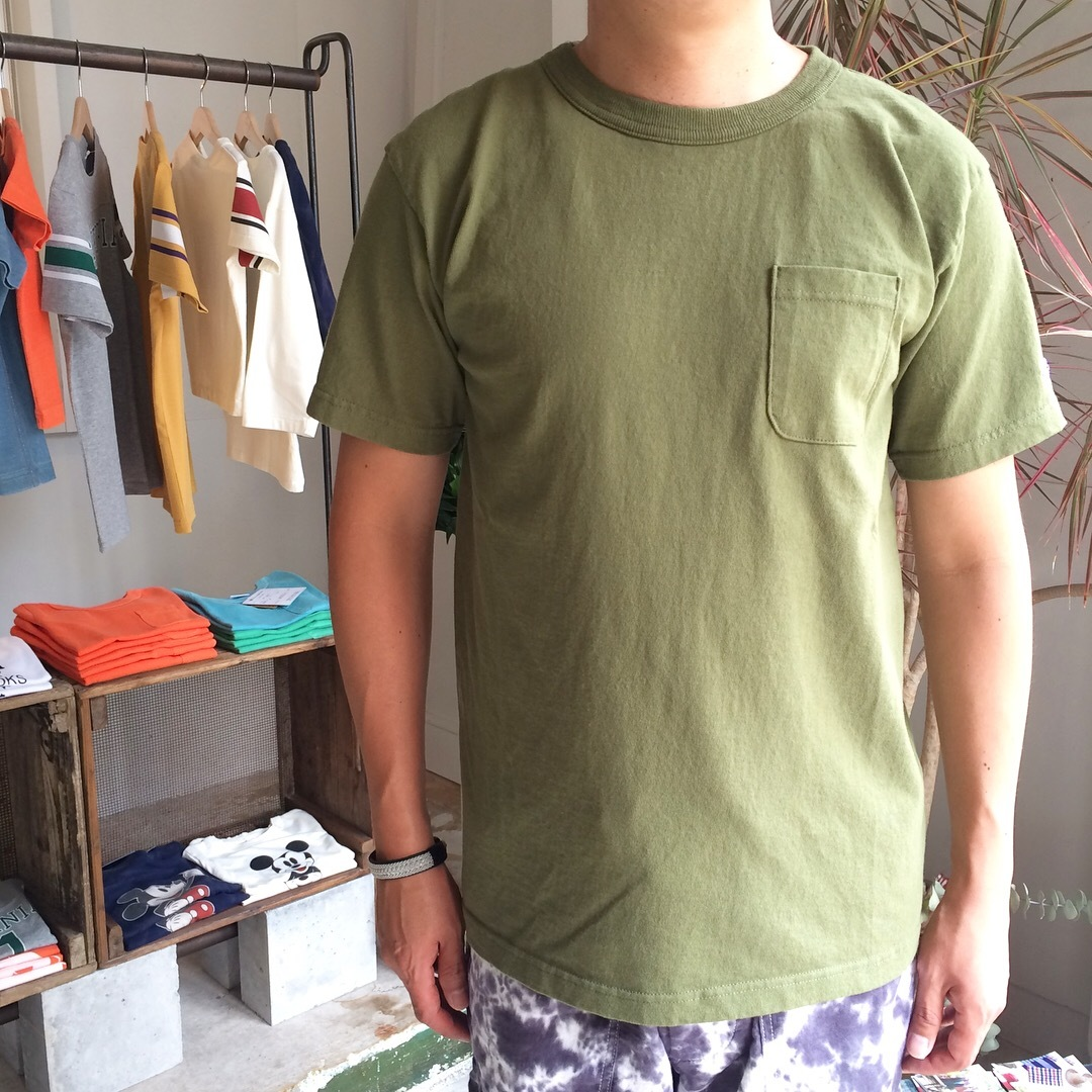 Champion : T1011 US T-SHIRT (with pocket)_a0234452_19201767.jpg