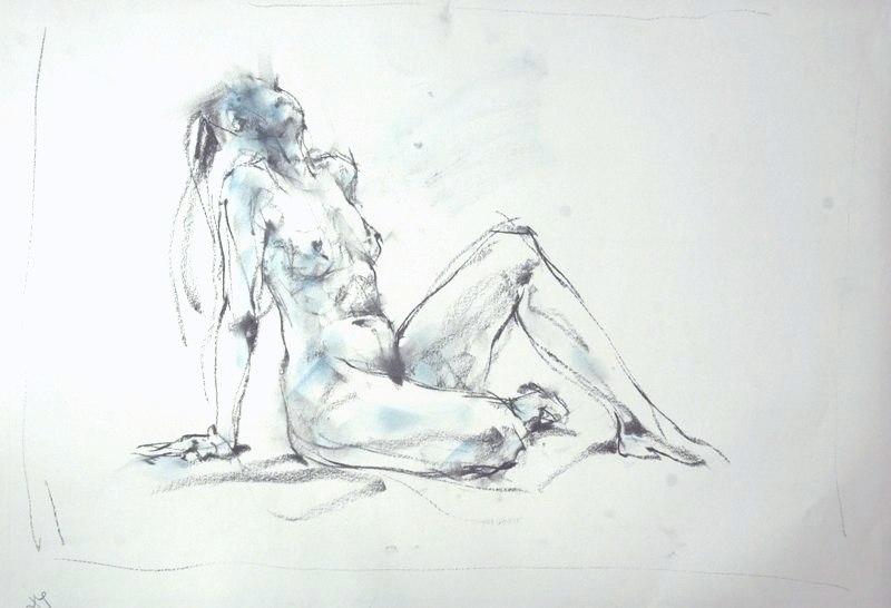 素描・裸婦_f0159856_07093459.jpg