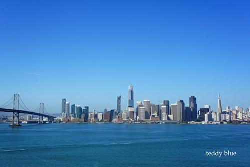 back to San Francisco  ただいまサンフランシスコ_e0253364_14073922.jpg