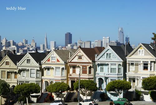 back to San Francisco  ただいまサンフランシスコ_e0253364_14074915.jpg
