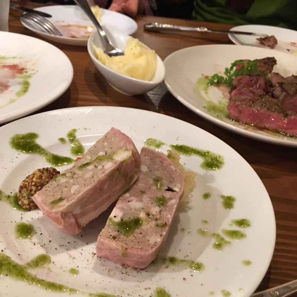 Beef!! @自由が丘_b0195783_11535955.jpg