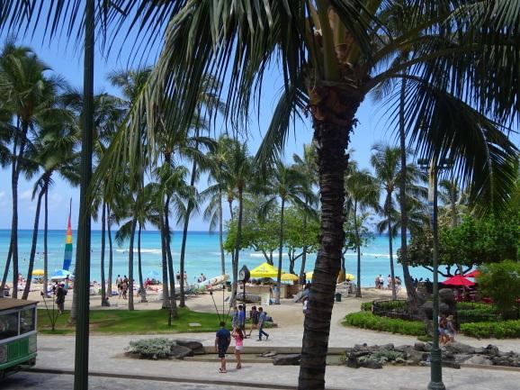 ハワイ2017 その16 空港ラウンジと機内食_e0230011_17032094.jpg