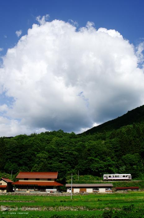 丸い雲が浮かぶ_d0309612_22071368.jpg