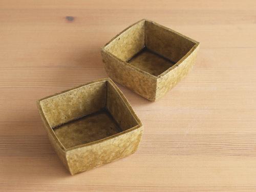 安達健さんの細長いうつわ、箱形のうつわ。_a0026127_15350554.jpg