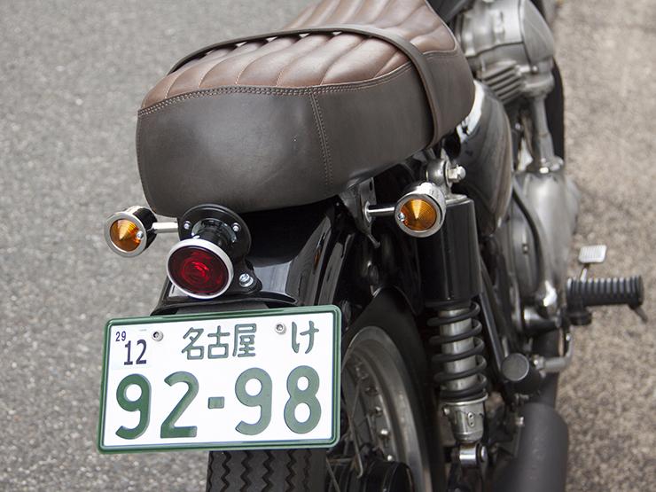FOR SALE!!!  KAWASAKI W650 CUSTOM  ¥450,000_e0182444_15371571.jpg