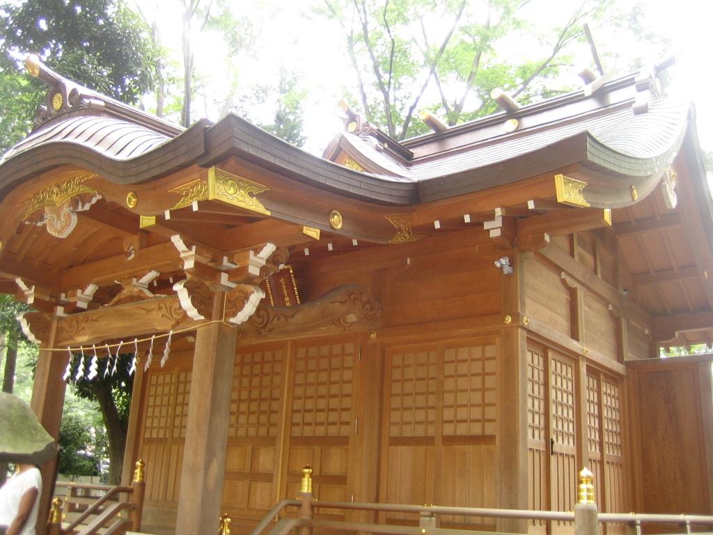 大国魂神社は大化改新後に総社になった_a0237545_00390745.jpg