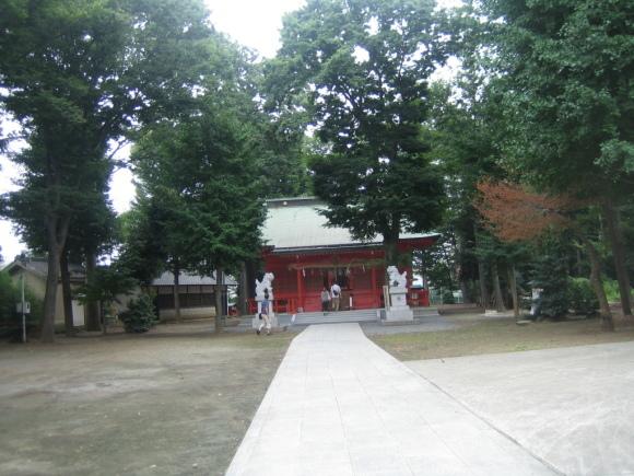 大国魂神社は大化改新後に総社になった_a0237545_01001610.jpg