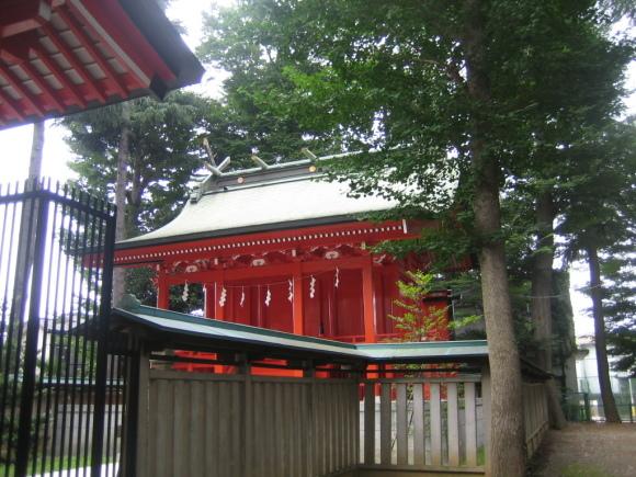 大国魂神社は大化改新後に総社になった_a0237545_01012675.jpg