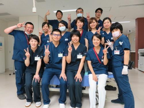 新人救急救命士が4週間の実習を終えました [2017-06-27] : 救急部研修 ...