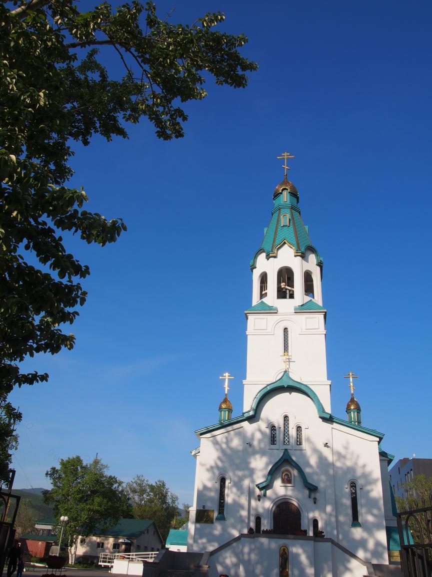 サハリンで聴いたロシア正教の鐘はカリヨンの演奏のよう_b0235153_13505970.jpg