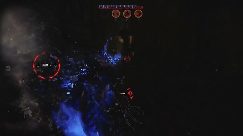 ゲーム「EVOLVE Meteor Goliath でハンター殲滅(ハンター有利設定【PS4版】」_b0362459_09443770.jpg