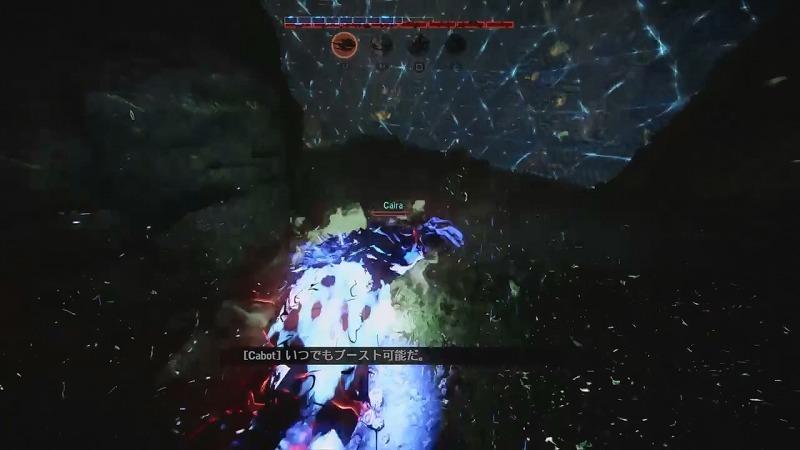 ゲーム「EVOLVE Meteor Goliath でハンター殲滅(ハンター有利設定【PS4版】」_b0362459_09463256.jpg