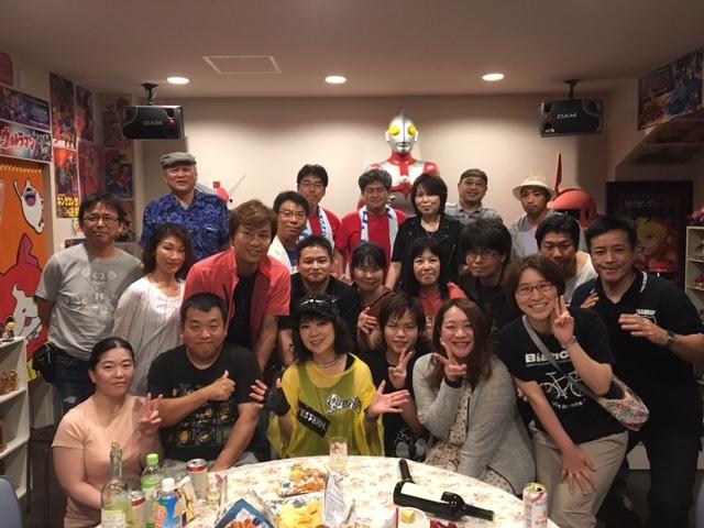 松山ヒーロースターのライブ_d0155569_22364935.jpg