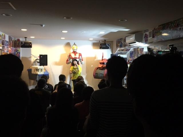 松山ヒーロースターのライブ_d0155569_22381714.jpg