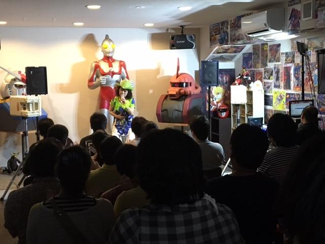 松山ヒーロースターのライブ_d0155569_22382037.jpg