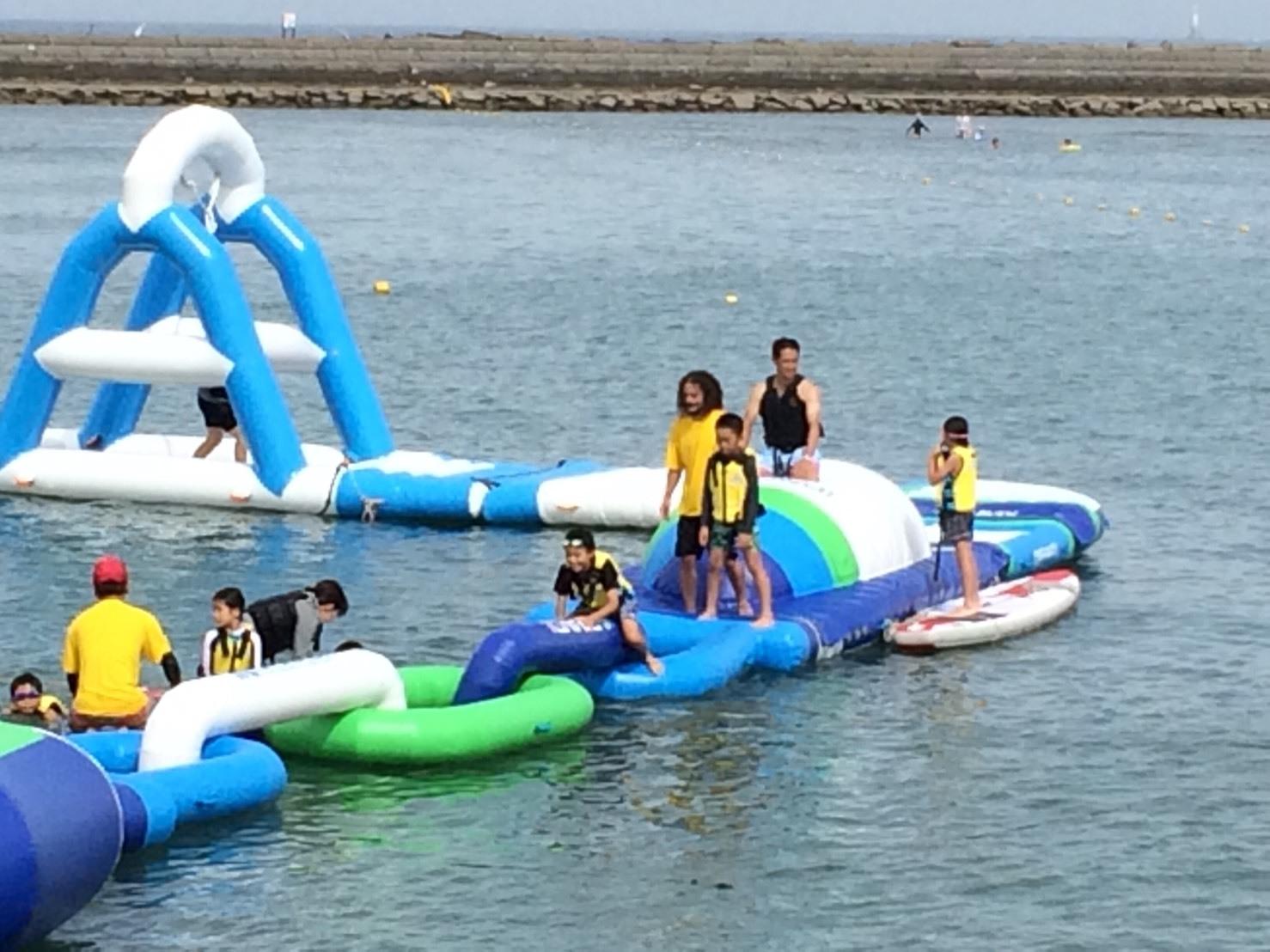 Beach Party!!_b0193476_18322630.jpg