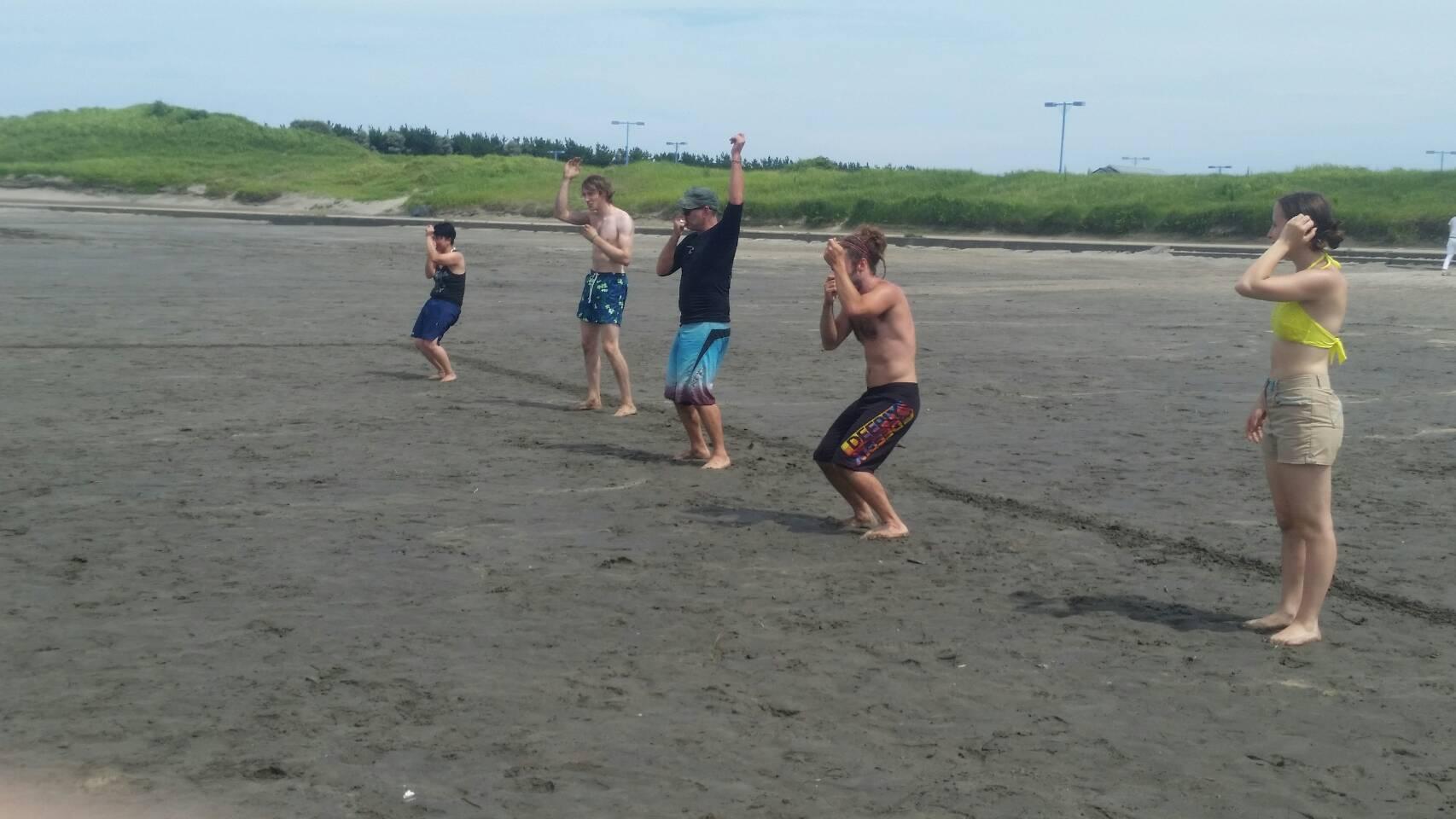 Beach Party!!_b0193476_18324699.jpg